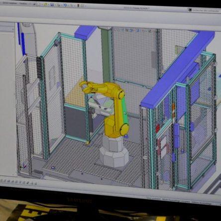 Konstruktionsbüro Maschinenbau