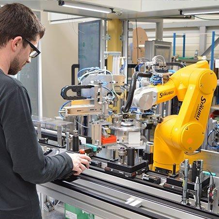 Konstruktionsbüro Automatisierung & Software
